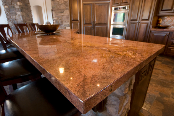4 Reasons Why You Want Granite In Your Phoenix Home. Granite Countertop